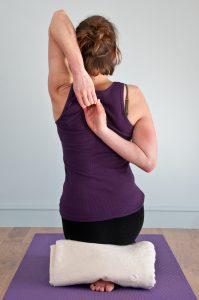 shoulder stretch 3  sarra yoga surrey  sussex